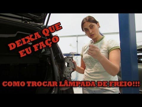 COMO TROCAR LÂMPADA DE FREIO