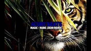 AcuryBeats: MAGIC - Rude (Zedd Remix)