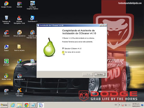 DESCARGAR CLEANER GRATIS ULTIMA VERSION