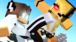 Best Minecraft Songs: Hacker vs Psycho Girl (Top Minecraft Songs)