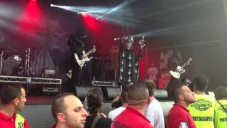 GHOST - Con Clavi Con Dio + Elizabeth (Live)