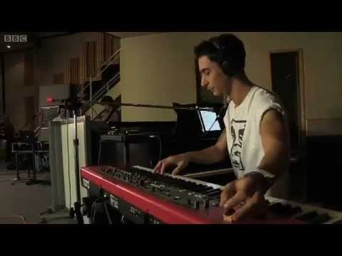 Modestep Coldplay Paradise BBC Radio 1 Live Lounge 2011