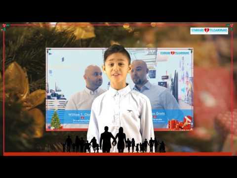Starkare Tillsammans Julklappsprojektet 24 Dec 2016