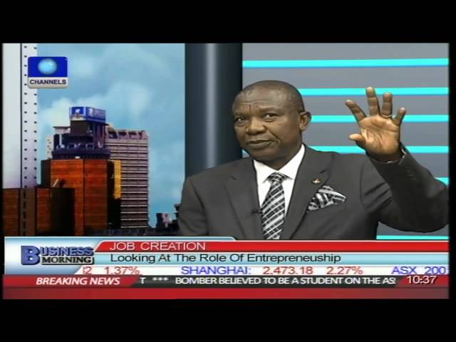 Business Morning: Implications Of Dwindling Oil Price On Nigerian Economy PT2