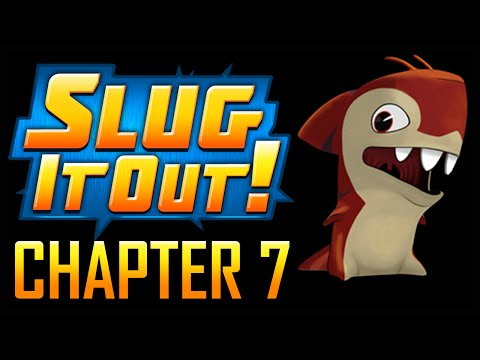 Let's Play - Slugterra Slug It Out - All Of Chapter 7 - Episode 7
