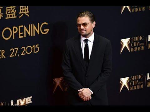 Hollywood stars launch $3.2 bn casino resort in Macau