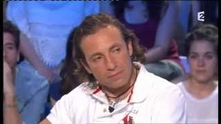 Philippe Candeloro - On n'est pas couché 26 mai 2012 #ONPC