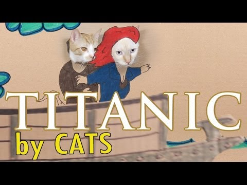 Titanic - Parody by Cats