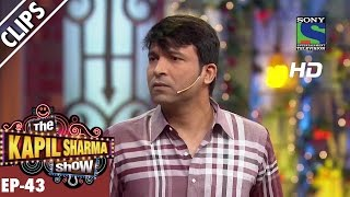 Tussle between Chandu and Rajesh Arora - The Kapil Sharma Show - Episode 43 - 17th September 2016