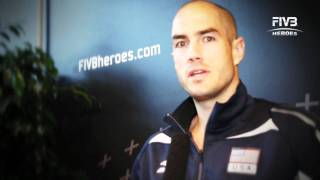 Interview with Clayton Stanley at World League Final 2011 in Gdansk, 06.07.2011