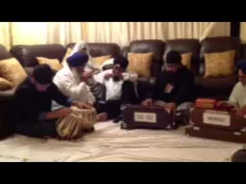 Prabhsimran Singh LA (Babla veerji) shabad hau vaari jeo vaari...