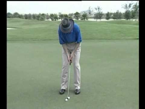 Những Bí quyết đánh Golf 1: đánh xa, cú quét, gạt tam giác, tay làm mặt gậy