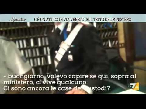 L'aria che tira – C'è un attico in via Veneto sul tetto del Ministero