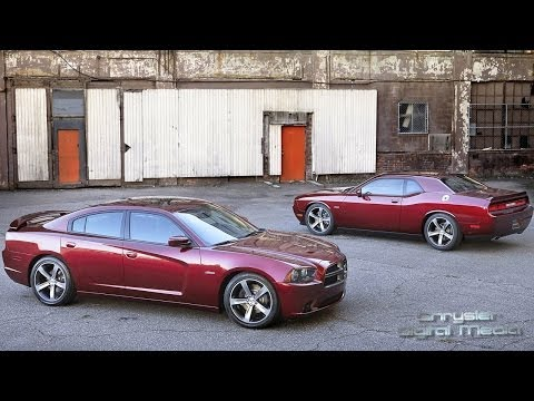 2014 Dodge Charger & Challenger 100th Anniversary edition