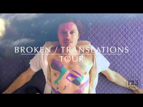 Guy Pearce & Darren Middleton 'Broken/Translations' Tour 2015