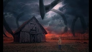 Photoshop Manipulation Stranger Things 3 | Shadow Monster (SPEED EDIT)