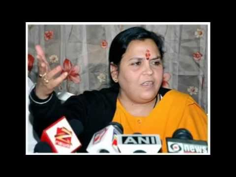 Uma Bharti Defends Smriti Irani, Asks, 'What is Sonia Gandhi's Qualification'?