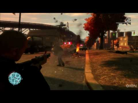 Grand Theft Auto: Episode from Liberty City Review Video