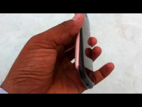samsung galaxy s3 amber brown outdoor visibility
