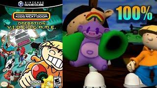 Codename: KND Operation V.I.D.E.O. G.A.M.E. [17] 100% GameCube Longplay