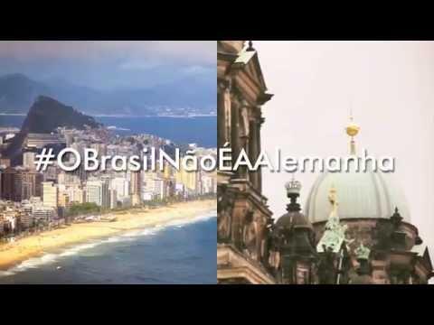 O Brasil não é a Alemanha