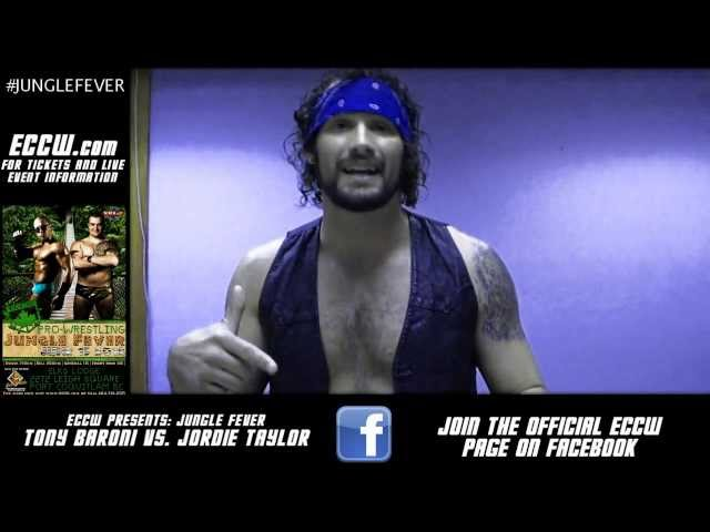 ECCW Presents: JUNGLE FEVER  - June 15th, 2012