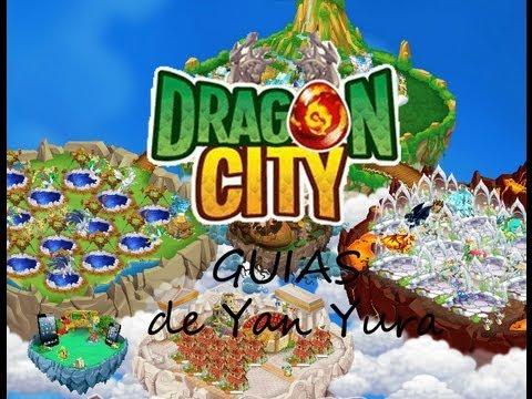 Guía Dragon City Parte 3 Dragones Luz y War Nuevos Elementos Nueva actualizacion y sus cambios