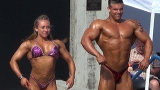 Bostin Loyd & Ariella Palumbo Complete Couples Contest