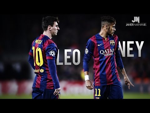 Lionel Messi & Neymar Jr ● Pure Magic ● 2014 2015 Hd video
