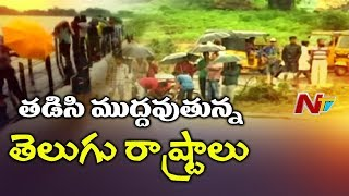 Heavy Rains in Telugu States | Reservoirs and Dams Brimming With Copious Inflow Due To Heavy Rainfall