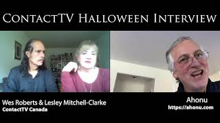 ContactTV Interview Ahonu about Halloween