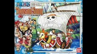One Piece: Thousand Sunny Model Build