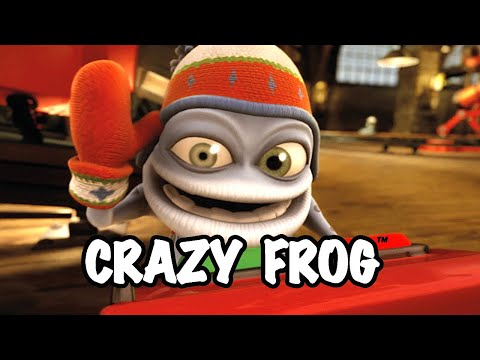 Crazy Frog - Last Christmas video