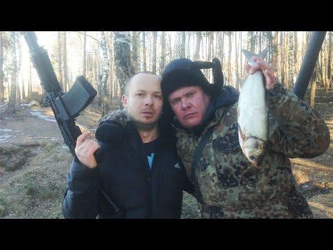 Охота на медведя с ножом #2 | Смешная Короткометражка  | Угарная комедия Шальная охота