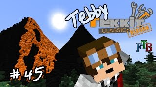 Minecraft Tebby Tekkit - 045 - Now with Adult Supervision