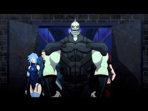 Batman: Assault on Arkham / Бэтмен: Нападение на Аркхэм (Рус)