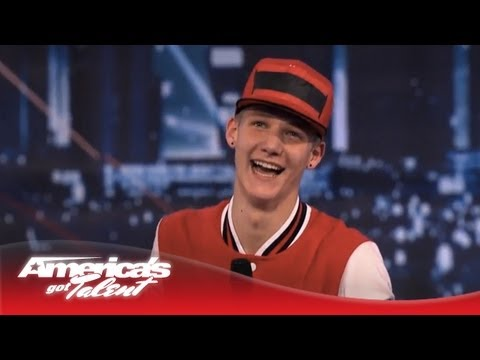 Dylan Wilson - Dancing Dylan's Amazing Performance - America's Got Talent 2013