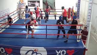 Puente Alto Boxing Club Sparring N4 2018-11-17
