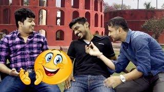 Teen Majedar Dost | Funny Friend Ki Shayari | Hindi Joke | Hilarious Comedy | Funny Video | Chutkule