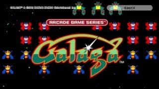 WE'RE TAKING IT OLD SCHOOL!!!!! Galaga