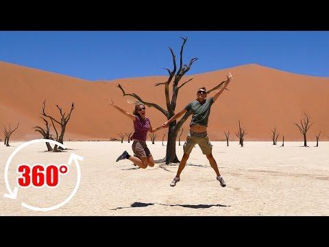 Afrika, wie du es noch nie gesehen hast - 360 Grad Video - Virtual Reality - Weltreise