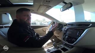 360 Degree Camera 2018 Nissan Murano Platinum