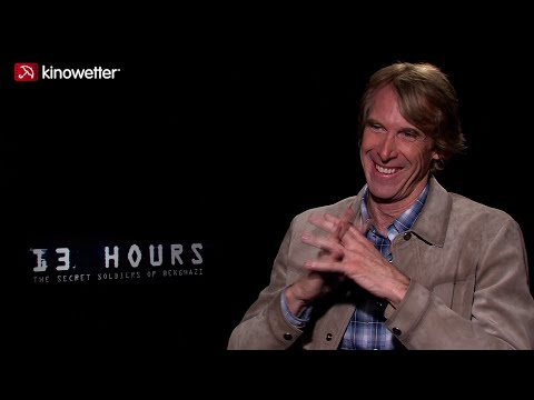Interview Michael Bay 13 HOURS: THE SECRET SOLDIERS OF BENGHAZI