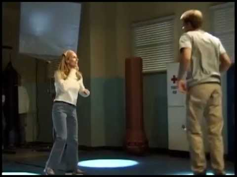 BUFFY-THIS YEARS GIRL-HARSH LIGHT OF DAY-fight scene home movies of stunt coordinator Jeff Pruitt