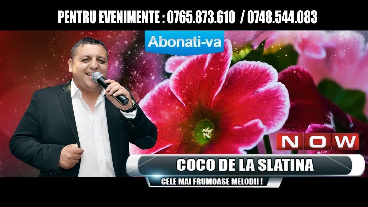 Coco de la Slatina - Colaj muzica de ascultare si petrecere Cele mai bune Hituri LIVE