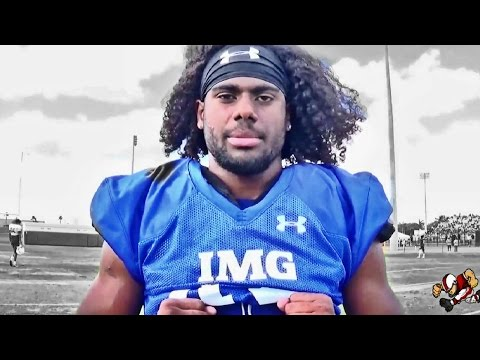 IMG Academy Football   Spring Tour   GRIND TIME
