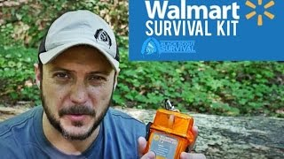 WALMART UST Survival Kit