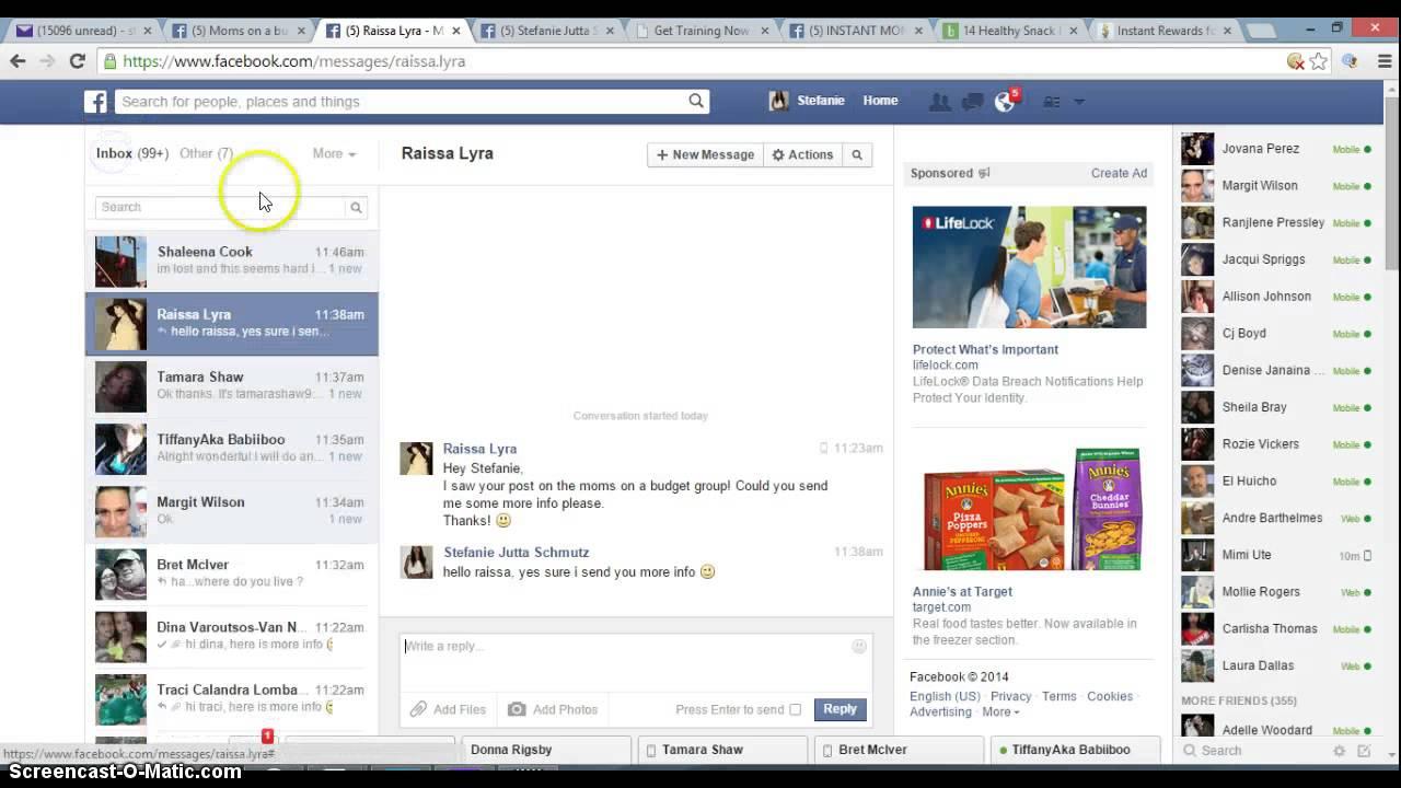 how to find other folder on facebook