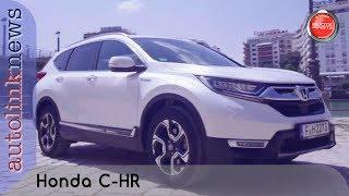 Honda C-HR   le News di Autolink