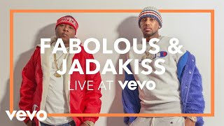 Fabolous & Jadakiss - F vs J Intro (Live at Vevo)